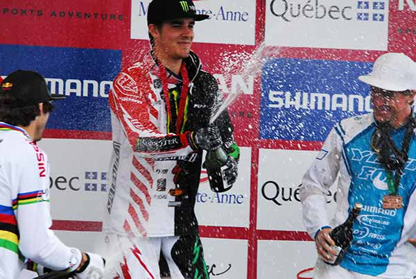 UCI MTB World Cup, Mont-Sainte-Anne 9 - 11 August 2013